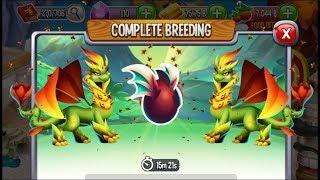 Download New Nature Dragon vs New Nature Dragon   Dragon City [RARE BREEDING DRAGON] Video