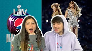 Download Shakira & JLo are QUEENS || SUPER BOWL HALFTIME SHOW REACTION! Video