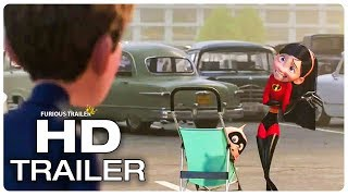 Download Incredibles 2 Violet Identity Revealed To Her Boyfriend Trailer (NEW 2018) Superhero Movie HD Video