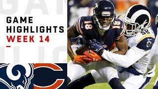 Download Rams vs. Bears Week 14 Highlights | NFL 2018 Video