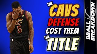 Download Why The Cavs Defense Cost Them A Title Video