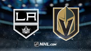 Download Karlsson's two goals lead Golden Knights to 4-2 win Video