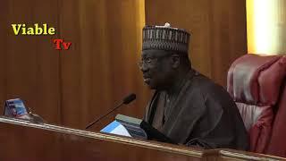 Download FULL VIDEO : Protest As Senate Confirms Buhari's Nominee Rejected By Saraki-Led 8th Senate Video