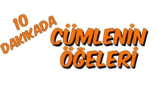 Download 10dkda CÜMLENİN ÖĞELERİ Video