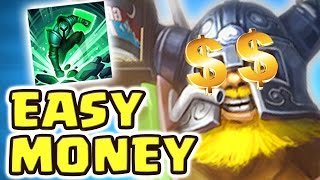 Download MAKING MY VIEWERS MONEY | RUN THEM ALL DOWN | TWITCH PLAYS OLAF (OLAF JUNGLE) - Nightblue3 Video