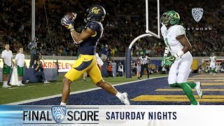 Download Highlights: California outlasts Oregon in a 2OT Pac-12 North clash Video