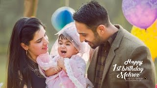 Download First Birthday | Cinematic | Highlight | Video | MEHROZ | Sunny Dhiman Photography Video