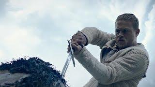 Download REI ARTHUR TIRANDO A ESPADA DA PEDRA / Filme: Rei Arthur A Lenda Da Espada (2017) Video