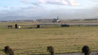 Download RAF Eurofighter Typhoon vertical take off Video