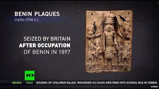 Download Easter Island people want return of their sacred statue, stolen by imperial Brits Video