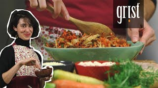 Download 4 vegetarian recipes for a climate-conscious Christmas Video
