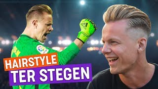 Download Ter Stegen Hairstyle | World Cup 2018 | Skin Fade Haircut Video