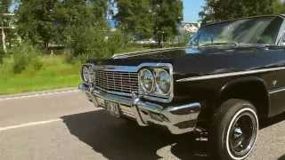 Download Lowriders crusing in Sweden - 2012 Video