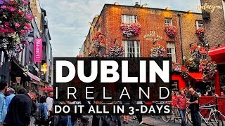 Download 3 Days in DUBLIN Ireland | Top Things to Do Video