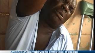 Download Bamubbyeeko emmotoka n'akaaba Video