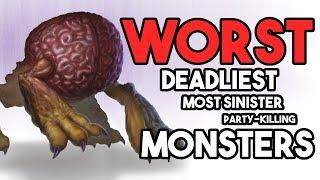 Download 9 WORST Monsters in D&D!! Video