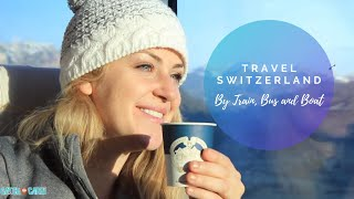 Download Travel Switzerland by Train, Bus and Boat with Swiss Travel Systems Video