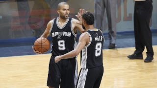 Download Kawhi Leonard, Tony Parker Combine for 56 Points! Spurs Finish Grizzlies Game 6 Video