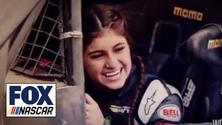 Download Hailie Deegan, NASCAR's 16-year-old future star | NASCAR RACE HUB Video