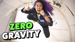 Download DANCING IN ZERO GRAVITY Video