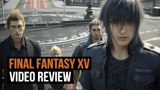 Download Final Fantasy 15 (XV) Review Video
