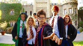 Download Harry Potter - Hogwarts High School | Lele Pons & Rudy Mancuso Video