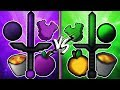 Download Minecraft VIOLET VS GREEN TEXTURE PACK | EL MEJOR TEXTURE PACK [1.7][1.8]- [UHC/PvP Pack] Video