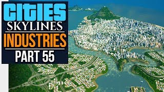Download Cities: Skylines Industries   THE END (#55) Video