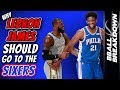 Download Why LEBRON JAMES Should Go To PHILLY Video