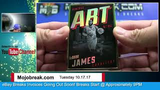 Download 10/17 - 2016-17 Panini NBA Noir 4 Box Case Break PYT #15 Video