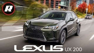 Download 2019 Lexus UX 200 is high on style but low on performance | Review Video