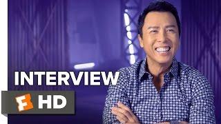 Download xXx: Return of Xander Cage Interview - Donnie Yen (2017) - Action Movie Video