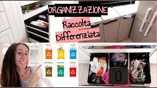 Download ORGANIZZARE il Sottolavello | Raccolta Differenziata | Contenitori ORGANIZER Rifiuti CUCINA IKEA Video
