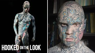 Download School Teacher Tattoos His Entire Body | HOOKED ON THE LOOK Video
