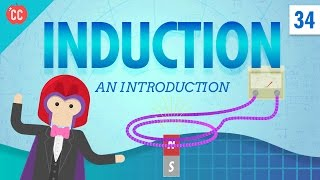 Download Induction - An Introduction: Crash Course Physics #34 Video