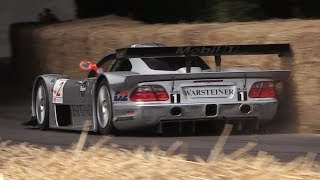 Download Goodwood Festival of Speed 2018: Best of Day 2 - CLK LM, BRM V16, Golf Bi-Motor, 917K Video