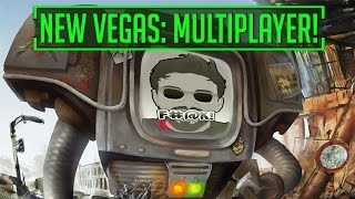 Download Fallout ONLINE! New Vegas Has MULTIPLAYER... And It's Awesome! Video