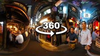 Download Tokyo's Yakitori Alley: Shinjuku 360 ★ ONLY in JAPAN Video