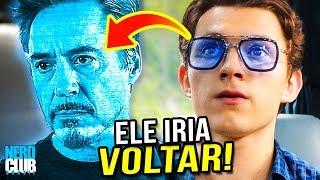 Download VEJA O FINAL ALTERNATIVO DE HOMEM-ARANHA: LONGE DE CASA! Video
