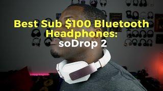 Download SoDrop 2 Review: Best $60 Bluetooth Headphone!!! Video