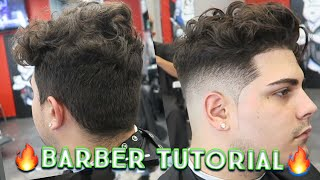 Download Barber Tutorial | Bald Fade keep the sideburns! Video
