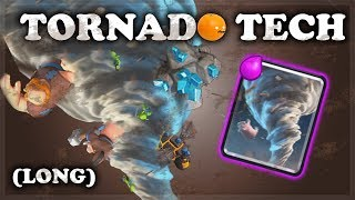 Download How to Use Tornado Tech | Clash Royale | EXTENDED VERSION Video