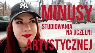 Download 🎨Minusy studiowania na uczelni artystycznej🎨 Video