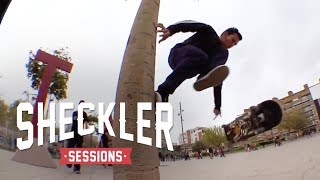 Download Kilian Martin and Plan B in Barcelona | Sheckler Sessions: S3E8 Video