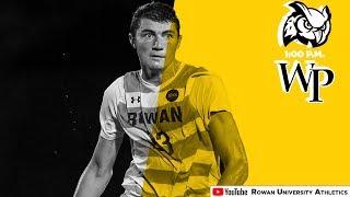 Download 2018 Rowan Men's Soccer vs. William Paterson | 9/15/18 Video