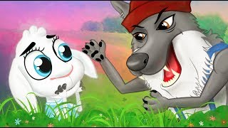 Download El Lobo y los Siete Cabritos cuentos infantiles para dormir & animados Video