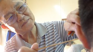 Download Traditional Ear CleaningLives On ! Video