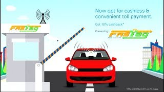 Download FAST TAG Advantages & Disadvantages    How to Use Fastag in Car    Paytm Fastag SBI ICICI ETC HDFC Video