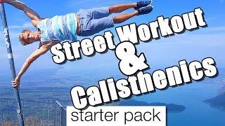 Download STREET WORKOUT 🤸 LE KIT ULTIME DU DÉBUTANT Video