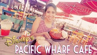 Download Foods of The Pacific Wharf Cafe at Disney's California Adventure Video